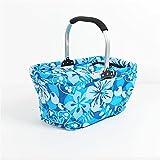 Oxford Bolsa de hielo de tela Bolso plegable Color al aire libre paquete de hielo impermeable Paquete de alimentos de protección del medio ambiente , 4