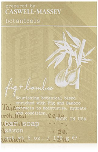 Caswell-Massey Fig & Bambou Savon