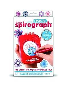SPIROGRAPH-Viaje-Estuche de Transporter, 30380