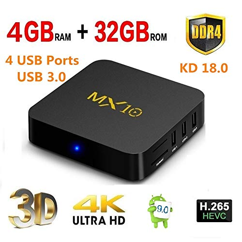 Timmery Android 9.0 TV Box