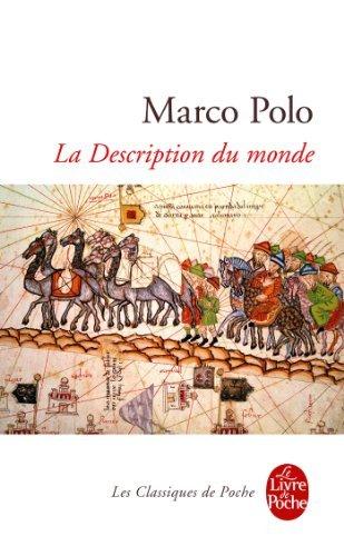 La Description Du Monde by Marco Polo (2012-01-04)