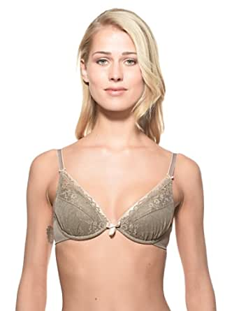 Passionata So Pretty - Push-Up-BH, Bronze-Khaki (GI), 70A