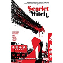 Scarlet Witch Vol. 2: World of Witchcraft (Scarlet Witch (2015-2017))