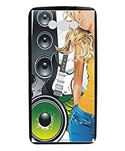 Techno Gadgets Back Cover for Samsung Z2