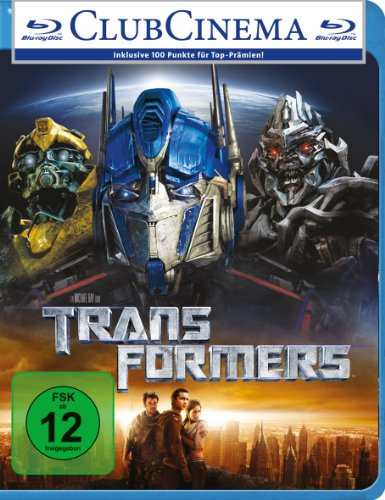 Bild von Transformers [Blu-ray]