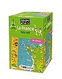 Récré en Boîte - La France - Puzzle futé