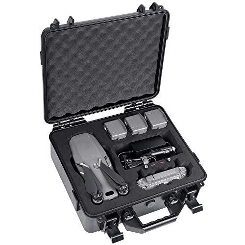 Smatree Custodia rigida impermeabile per DJI Mavic 2 Zoom/Mavic 2 Pro fly more kit (Drone e accessori non inclusi)