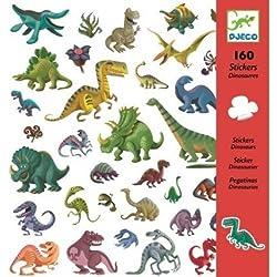 Pegatinas Dinosaurios Djeco