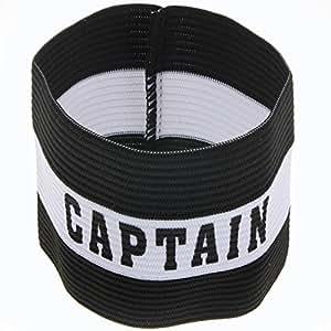 Precision Training Captains Armband Black Junior