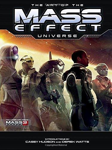 Preisvergleich Produktbild The Art of The Mass Effect Universe