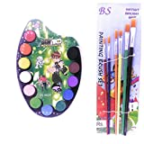 supermall Water Color Artist Palette Wit...