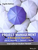 Project Management: A Managerial Approach, 8ed