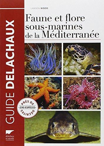 Faune et flore sous-marines de la méditerranée par Lawson Wood