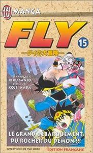 Dragon Quest - La Quête de Daï - Fly Edition simple Tome 15