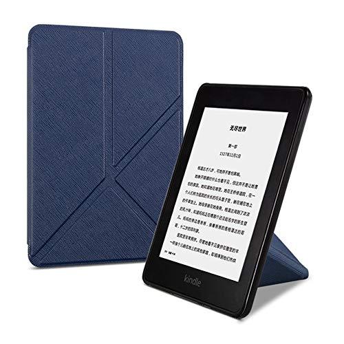 WDBHTAO Funda Kindle Funda para 6 Pulgadas Amazon Kindle 4 Paperwhite Nuevo E-Reader para Paperwhite 2018 (10ª Generación) Funda Soporte