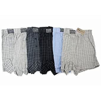 Mens Boxer Shorts Underwear Small To Extra Large Sizes (Pack Of 3) (Waist: 56-58inch, 142-147cm (5XL)) (Patterned Assorted)