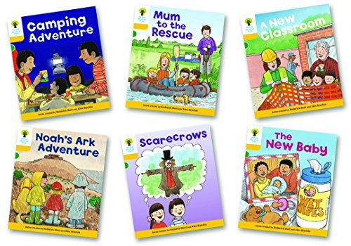 Oxford Reading Tree: Level 5: More Stories B: Pack of 6