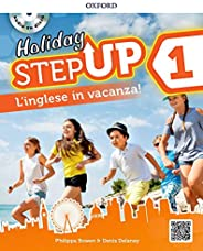Step up on holiday. Student book. Per la Scuola media. Con espansione online. : Step up on holiday. Student bo