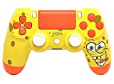 SpongeBob Ps4 Rapid Fire Custom Modded Controller 35 Mods COD BO3, Advanced Warfare, Destiny, Ghosts Quick Scope Auto Run Sniper Breath and More by ModdedZone