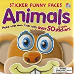 Animals - Sticker Funny Faces