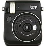 Fujifilm Instax Mini Sofortbildkamera schwarz schwarz