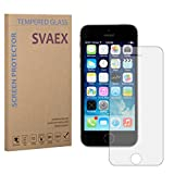 SVAEX iPhone SE / 5 / 5S / 5C Premium Bildschirmschutz aus
