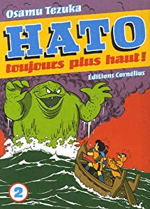 Hato - Toujours plus haut ! Edition simple Tome 2