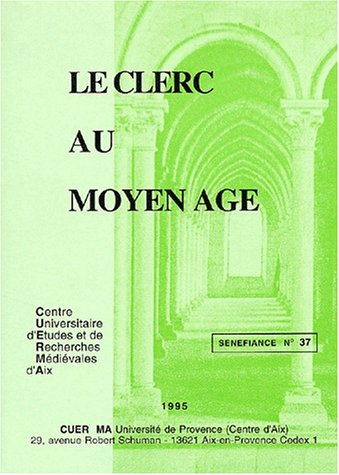 Un Clerc au Moyen-Age