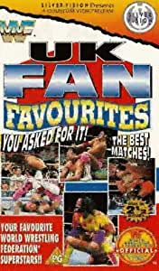 WWF - UK Fan Favourites [1993] [VHS]