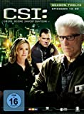 CSI: Crime Scene Investigation - Season 12.2 [3 DVDs]
