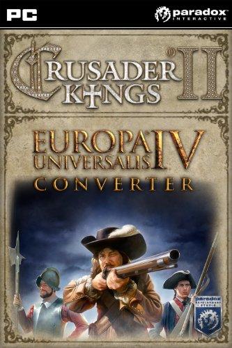 Crusader Kings II: Europa Universalis IV Converter (DLC) [Online Game Code]