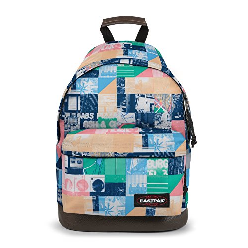 Eastpak Wyoming Sac à dos, 24 L, Quadrangle Soft