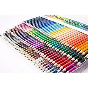 51CG5vSjdML. SS300  - Shuttle-Art-136-Juego-de-lpices-de-colores-para-adultos-con-libros-para-colorear