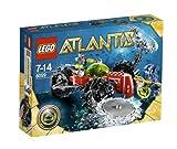 LEGO - 8059 - Jeu de Construction - LEGO Atlantis - Le Tout-terrain des Profondeurs