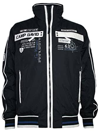 camp david herren designer hoodie jacke sailing cup 3 xxl bekleidung. Black Bedroom Furniture Sets. Home Design Ideas