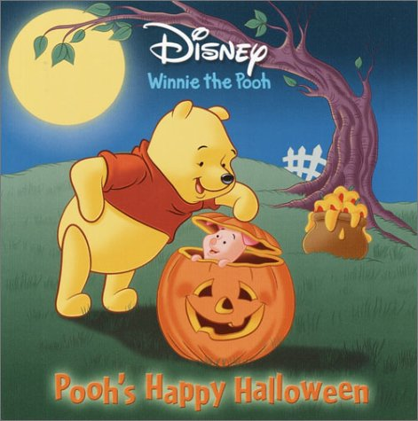 Pooh's Happy Halloween (Halloween Pooh)