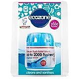 Ecozone FF2000 Forever Flush 2000, Toilettenspüler für bis zu 2000 Spülungen unterbindet Flecken, Kalkablagerungen und unerwünschte Gerüche