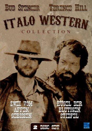 Italienische Western-stiefel (Bud Spencer & Terence Hill Italo Western Collection (Zwei vom Affen gebissen/Hügel der blutigen Stiefel) - (2 DVDs))