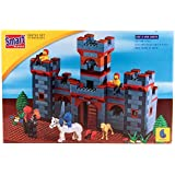 Lodestone Peacock Castle Smart Block Set, 575 Pieces