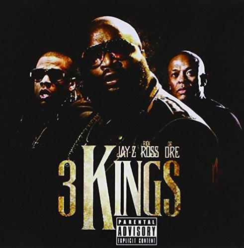 3 Kings by Rick Ross (2012-10-23) -