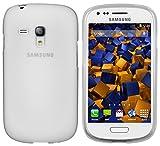 mumbi TPU Schutzhülle für Samsung Galaxy S3 mini -