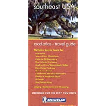 Michelin Road Atlas & Travel Guide : Southeast USA (Michelin Regional Atlas & Travel Guide Southeast USA)