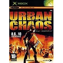 Urban Chaos Xbox Ver. Reino Unido