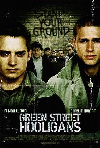 Green Street Hooligans Poster Movie 27 x 40 In - 69cm x 102cm Elijah Wood Charlie Hunnam Claire Forlani Marc Warrer Leo Gregory