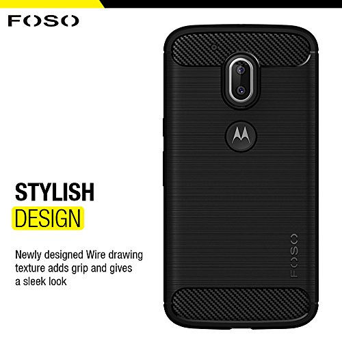 the best attitude 7cfd9 e57ce FOSO(TM) Back Cover Cases For Moto G4 Play