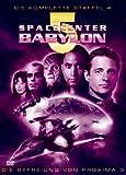 Spacecenter Babylon 5 - Staffel 4 (Box Set, 6 DVDs)