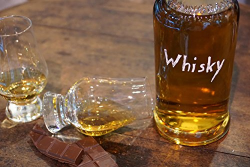 Preisvergleich Produktbild hansepuzzle 23584 Ernährung - Whisky, 2000 Teile in hochwertiger Kartonbox, Puzzle-Teile in wiederverschliessbarem Beutel