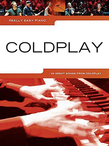 Coldplay: Really Easy Piano
