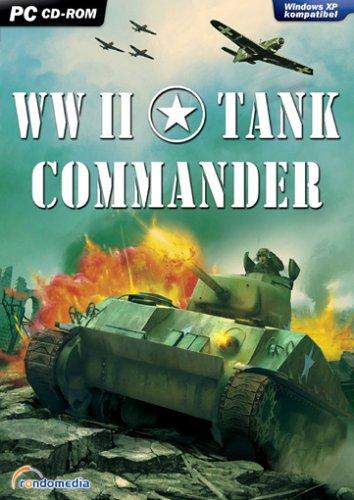 WW2 Tank Commander