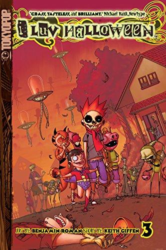 I Luv Halloween manga volume 3 (English Edition)